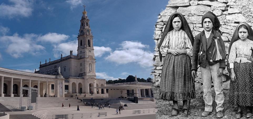Fatima - 100 lat objawień Maryi